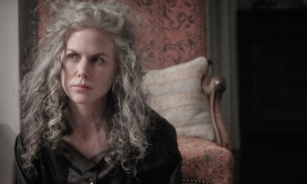 Nicole Kidman missed out on an Emmy nomination for her performance in Top of the Lake: China Girl