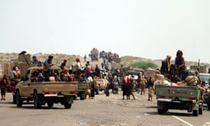 Yemeni government forces