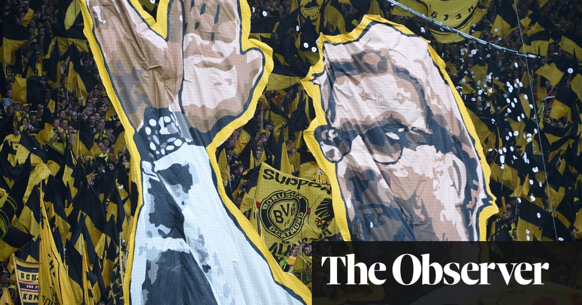 Klopps Dortmund double can help guide Liverpools second album