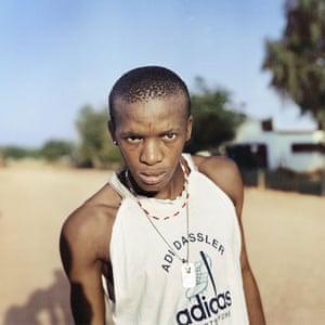 Homeland: Mawilli Thubane, Loding, former KwaNdebele (2009