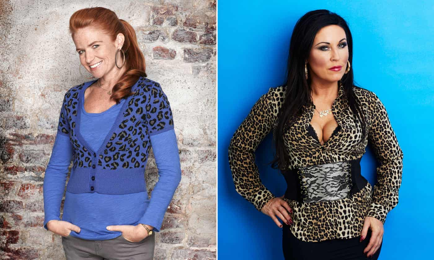 'Have I got your bra on?': the women making EastEnders great again