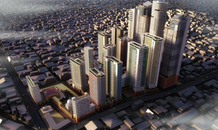 Is India's biggest ever urban redevelopment too good to be