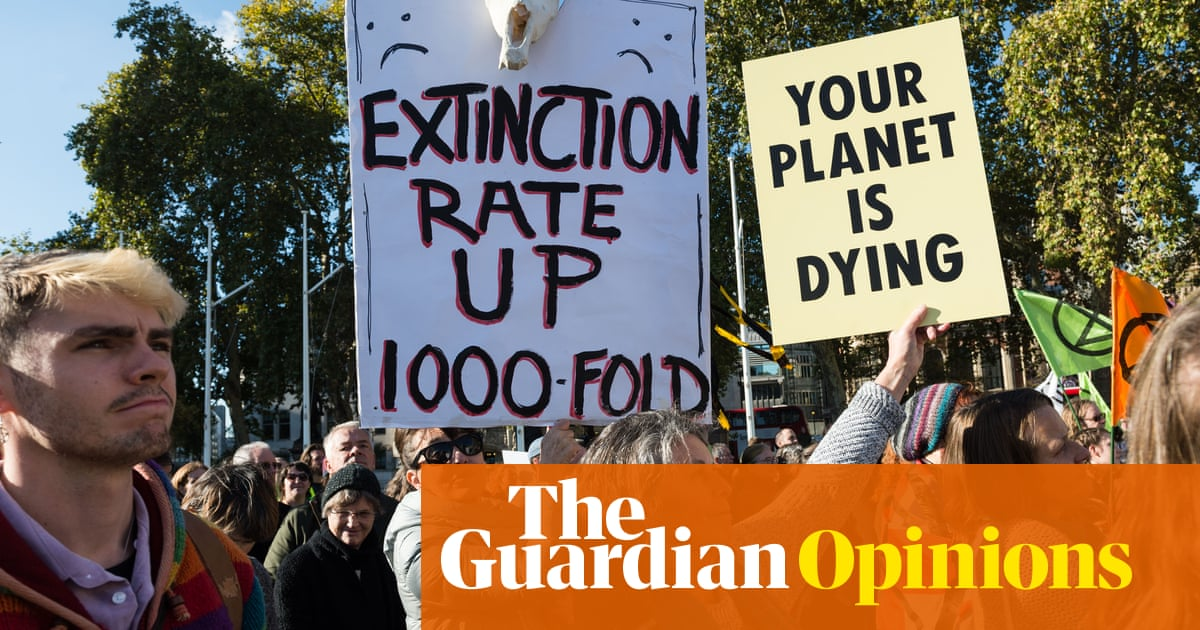 The Guardian view on environmental activism: new energy is welcome | Editorial