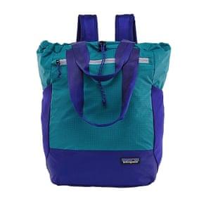 Turquoise, £65, patagonia.com
