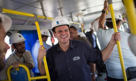 Mayor Eduardo Paes believes Rio has been unfairly portrayed to the rest of the world.