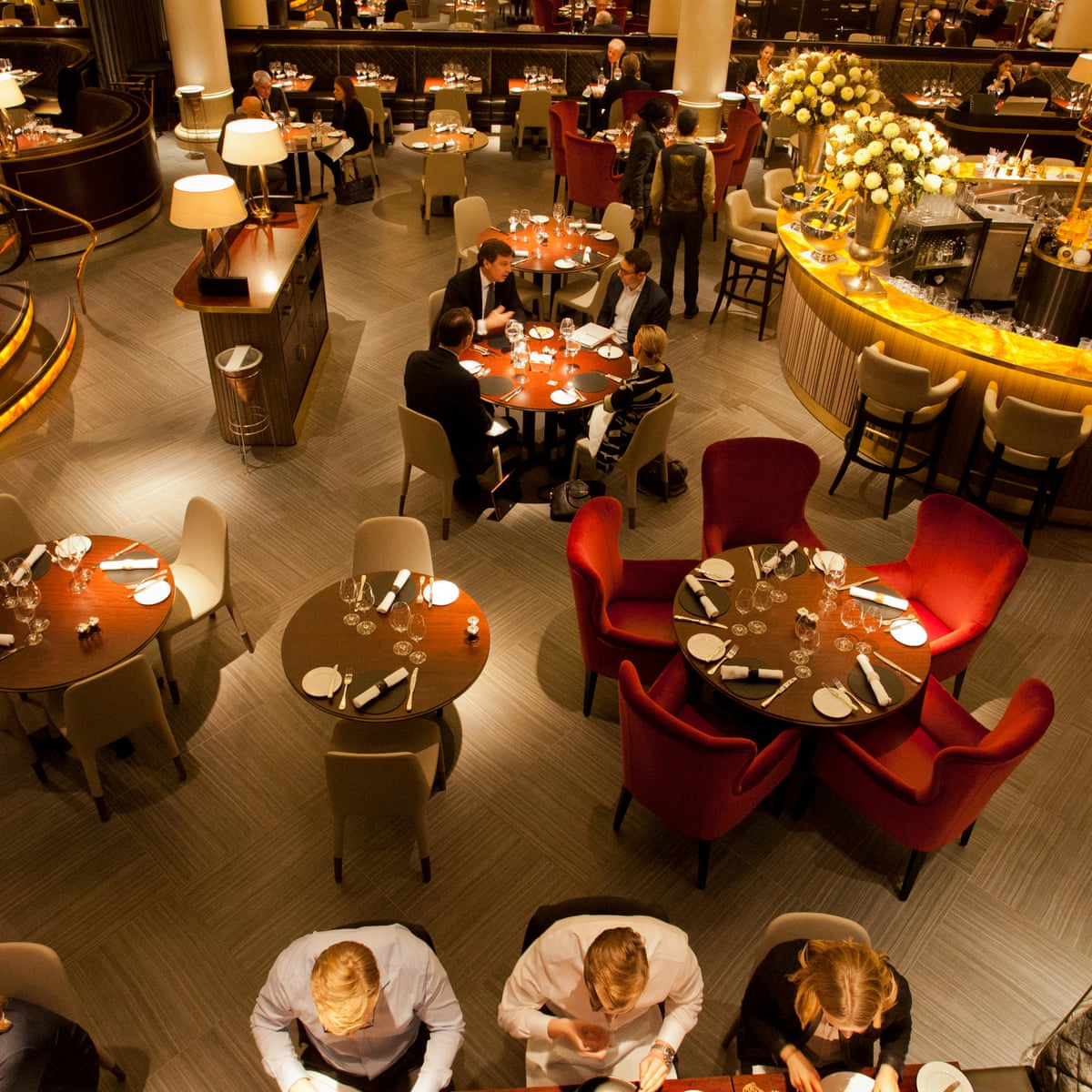 Quaglino S Owner Closes All Its Uk Restaurants Food Drink Industry The Guardian
