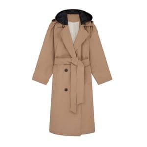 Trench coat, £75, asos.com.