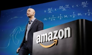 'As Jeff Bezos steps back, or does whatever it is he is doing, we should also recognize that this framework is falling apart.'