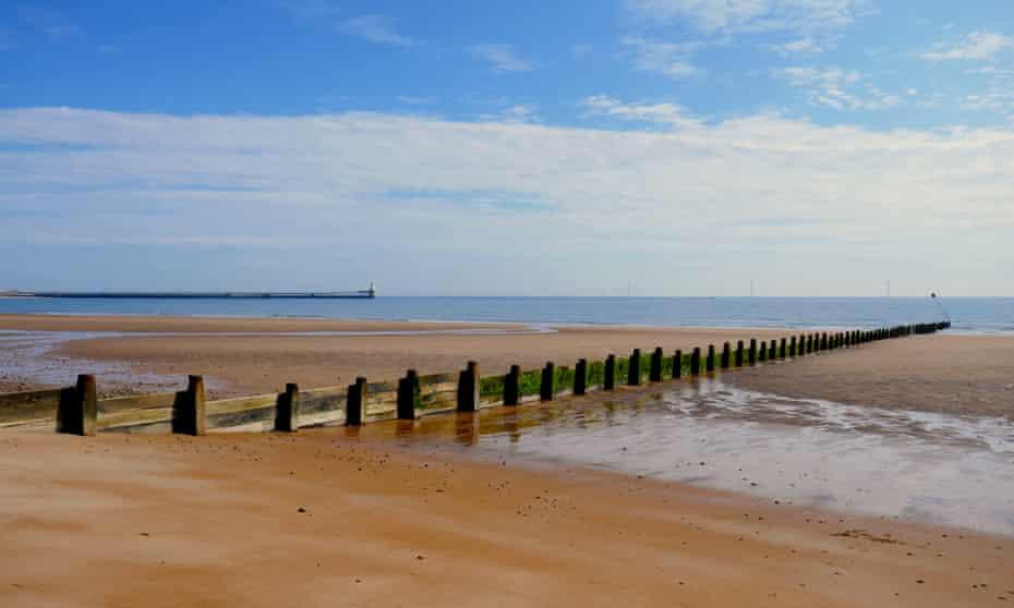 South Beach, Blyth, Northumberland.