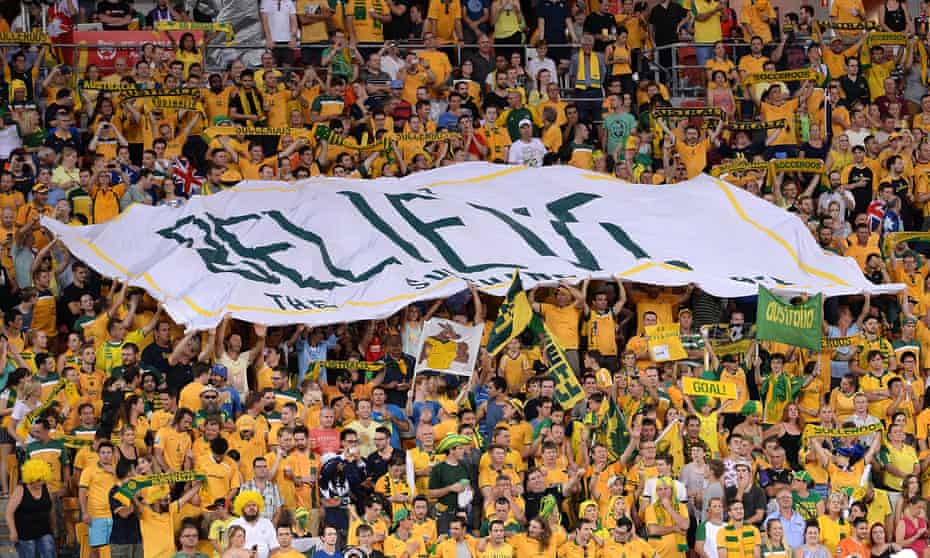 The Socceroos face Bangladesh in Perth on Thursday night.