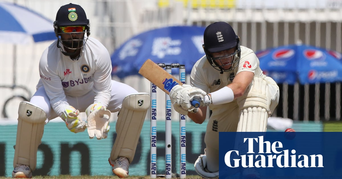 England would be wise to rest Ollie Pope for final Test against India