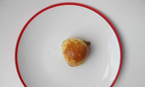 Heston Blumenthal's Eccles cake.
