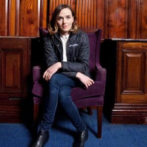 Celebrity SAS: Who Dares Win contestant Victoria Pendleton.