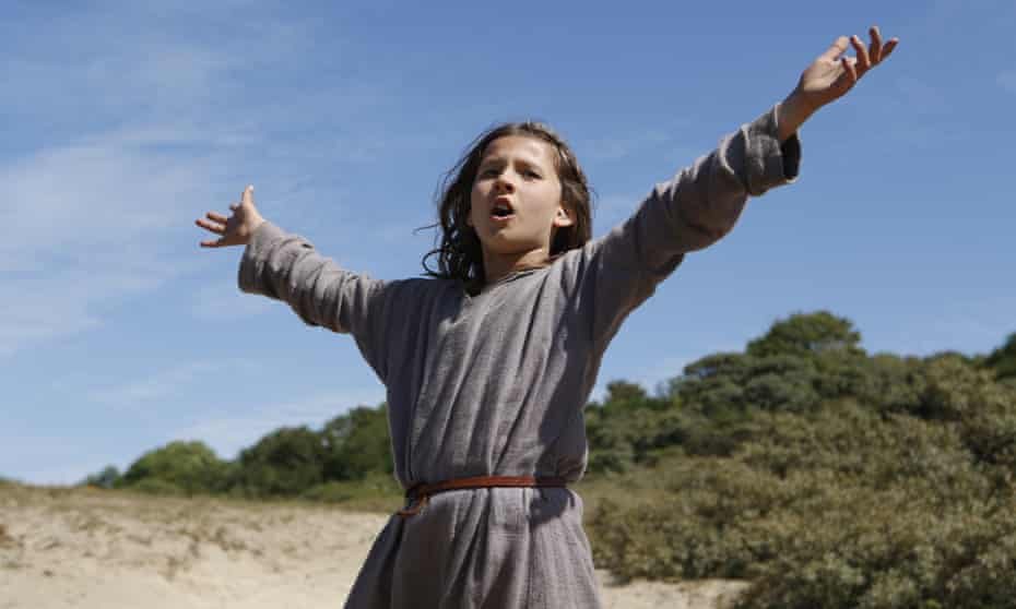 Passion play ... Jeannette: The Childhood of Joan of Arc