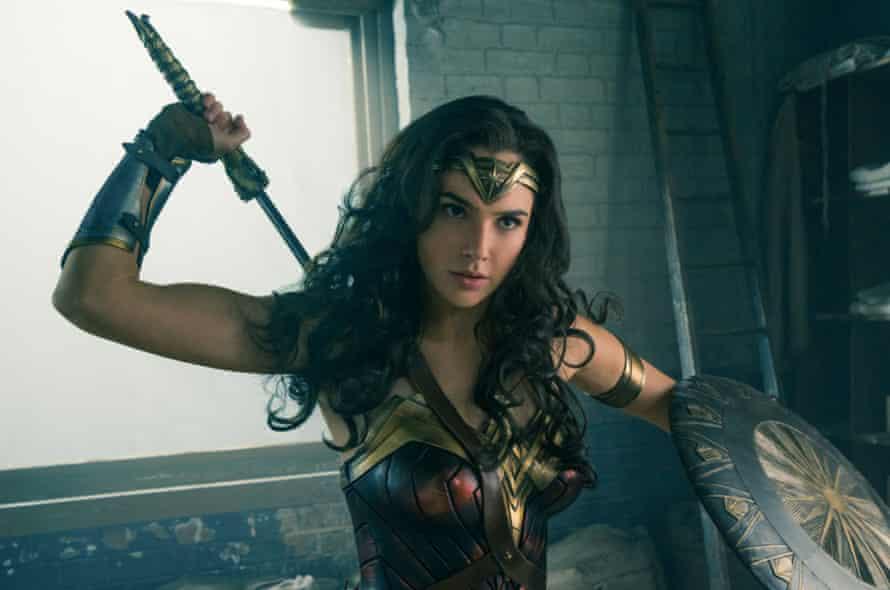 Wonder Woman , 2017, directed by Patty Jenkins.