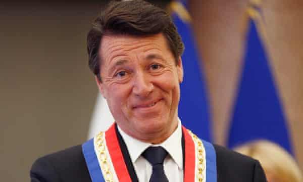Christian Estrosi is Marion Marechal-Le Pen's main rival.