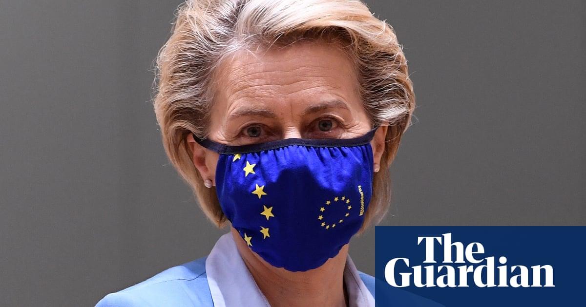 Brexit: Northern Ireland protocol is 'only solution', says Ursula von der Leyen