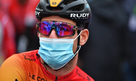 'I'm a realist': Mark Cavendish under no illusion about his future in cycling