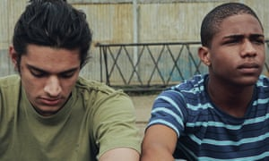 Director Alex Moratto's debut feature, Socrates.