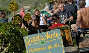 Casita Verde, Ibiza