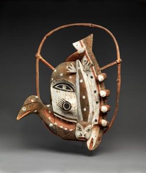 Yup'ik artist - Dance Mask