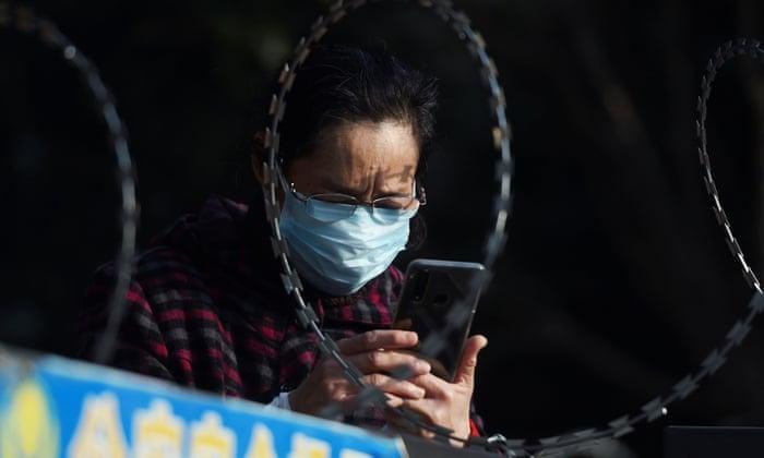 Amid The Coronavirus Lockdown Chinese Social Media Is Full Of