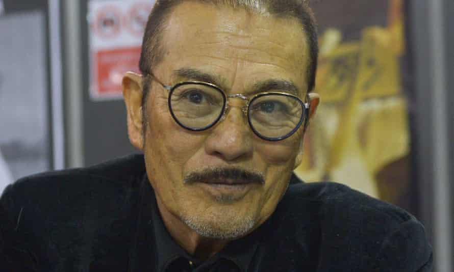 Sonny Chiba.