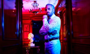 The Assassination of Gianni Versace: American Crime Story, with Édgar Ramírez