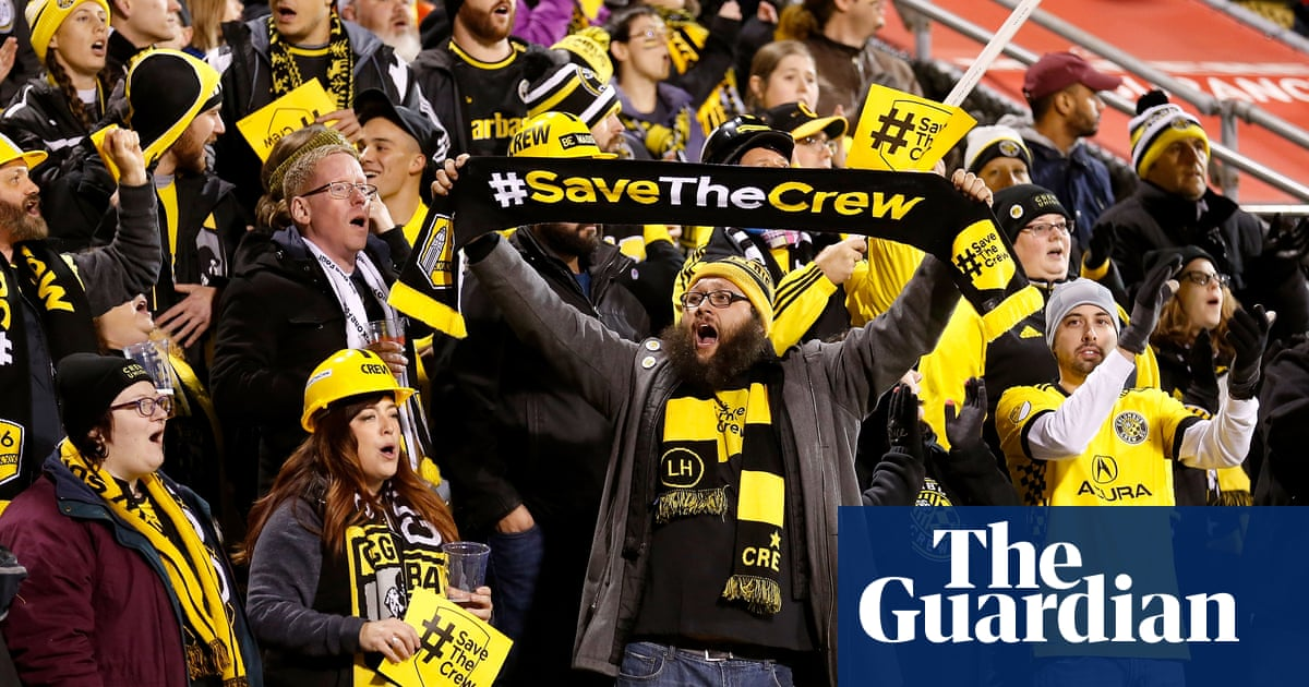 c603a5164e8 How a group of fans in a bar saved Columbus Crew from extinction ...