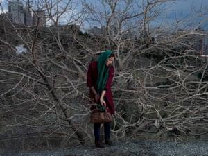Portrait of Somayyeh, 2015