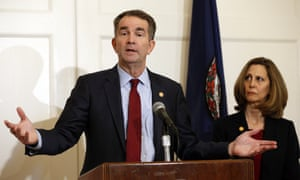 Ralph Northam, with his wife Pam.