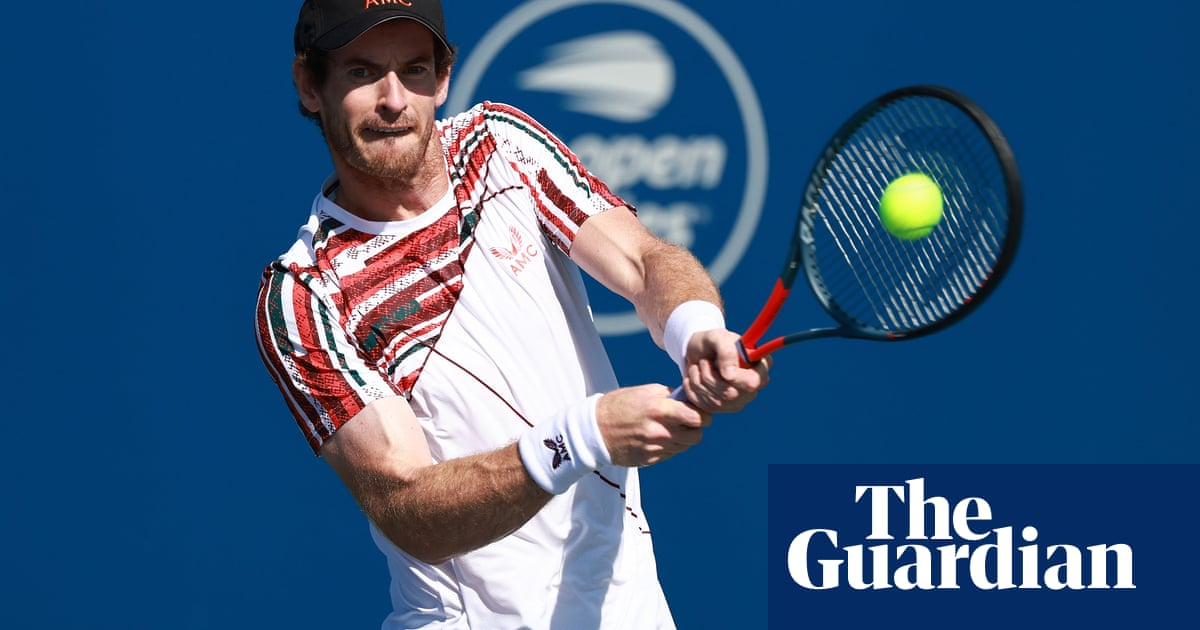 Andy Murray given tough Stefanos Tsitsipas draw in US Open first round