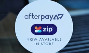 The popularity of buy-now-pay-later services such as Afterpay and Zip has grown recently.