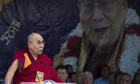 Dalai Lama Says Donald Trump Has A Lack Of Moral Principle World News The Guardian