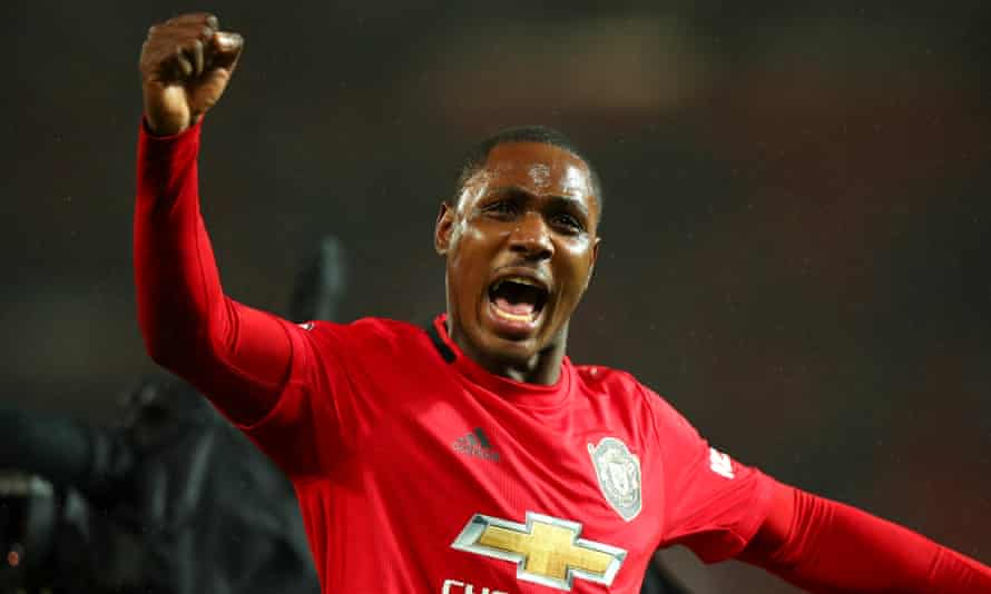 Odion Ighalo's loan at Manchester United from Shanghai Shenhua has been a success.