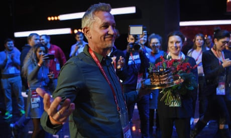 Gary Lineker fronting World Cup draw for Fifa feels like a kind of betrayal   Barney Ronay