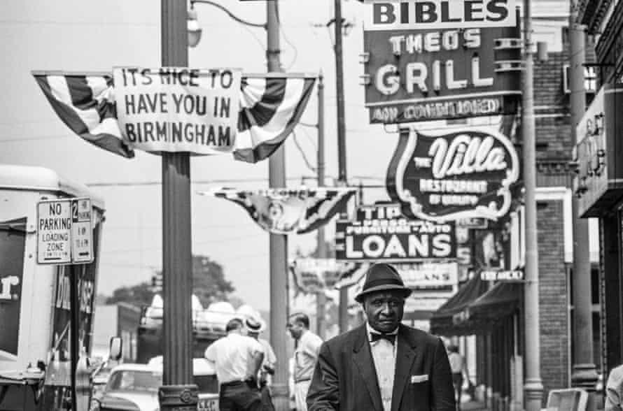 Birmingham, Alabama, 11 May 1963.