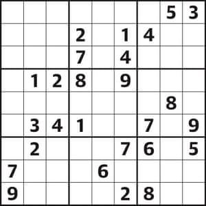 Sudoku 4503 hard