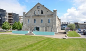 Eesti Arhitektuurimuuseum, Tallinn.
