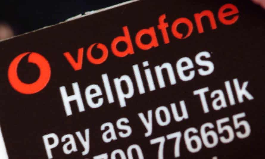 Ofcom investigation found 10,452 pay-as-you-go customers lost out when Vodafone failed to credit their accounts after they paid to top up their mobile phone credit.