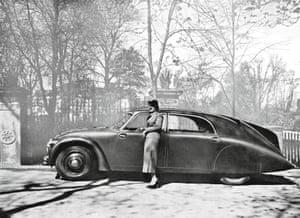 The 'drool-worthy' Czech-built Tatra T77, 1934.