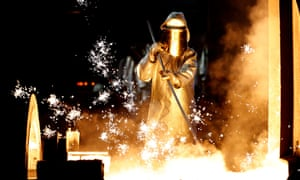 ThyssenKrupp's UK boss said he was speaking out because the next generation were going to be hit hardest by Brexit.