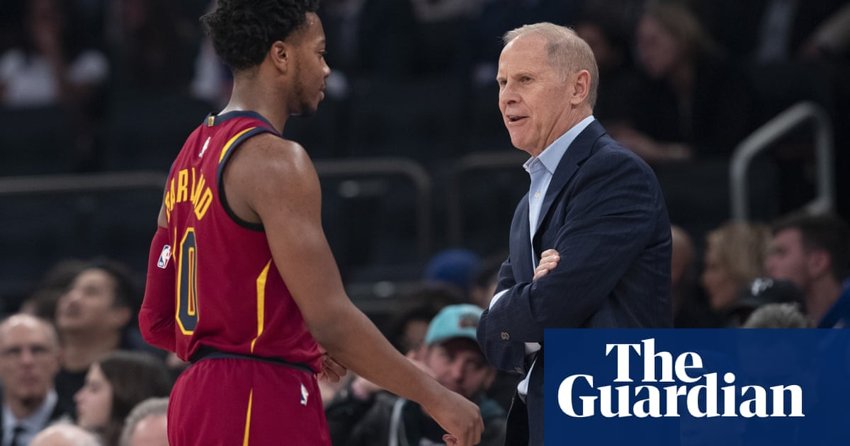 Cavaliers coach Beilein sorry after calling his players a bunch of thugs