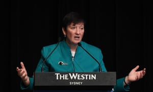 Jennifer Westacott, the chief executive of the Business Council of Australia