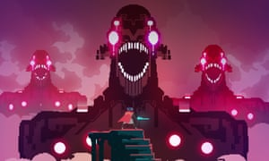 Hyper Light Drifter.
