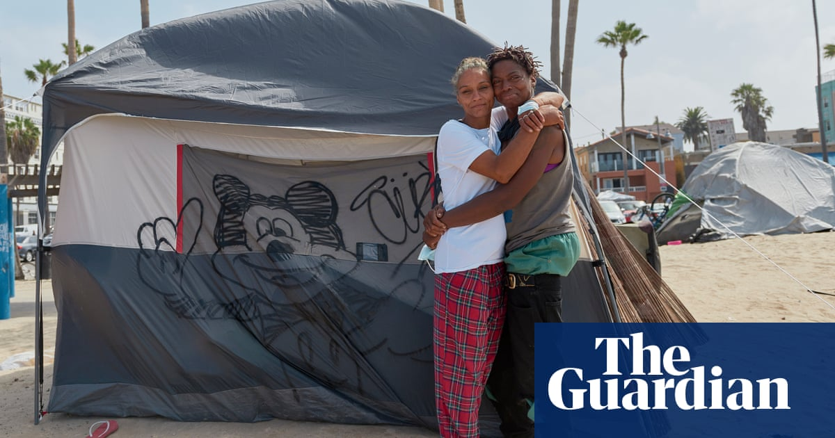 The push to clear homeless camps from Venice Beach: 'I don't know where we'll go'