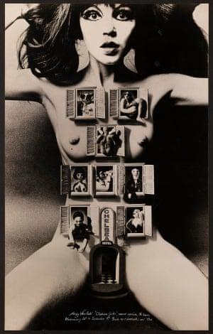 Chelsea Hotel (1970) by Alan Aldridge