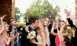 Less is more when it comes to getting married, according to Country Life magazine