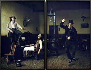 Rodney Graham's Dance!!!! 2008.