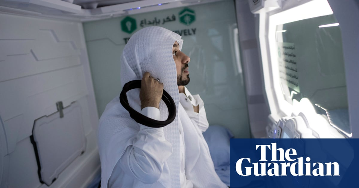 Hajj 2018: the annual Islamic pilgrimage – in pictures